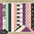 Wildflower Papers Kit