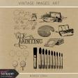 Vintage Images Kit - Art