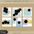 Layout Templates Kit #24