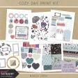 Cozy Day Print Kit