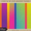 Stars In My Eyes Gradient Papers Kit