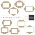 Chipboard Slides Kit