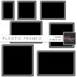 Plastic Frame Templates Kit