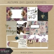 Autumn Day Quick Pockets Kit