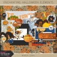 Enchanting Halloween Elements Kit