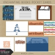 Enchanting Books Pocket Cards Kit
