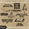 Vintage Images Kit - Books