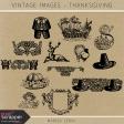 Vintage Images Kit - Thanksgiving