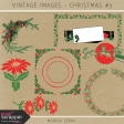 A Vintage Christmas Images Kit