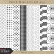 Paper Templates Kit #134
