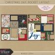 Christmas Day Pocket Layout Kit