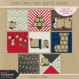 Christmas Day Quick Pages Kit