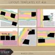 Layout Templates Kit #26