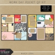 Work Day Pockets Quick Pages Kit