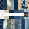 Navy Papers Kit