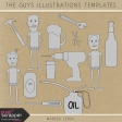 The Guys Illustration Templates Kit