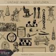 Vintage Images Kit - Gentlemen