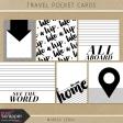 Travel Pocket Cards Kit