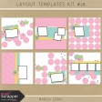 Layout Templates Kit #28
