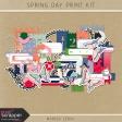 Spring Day Print Kit