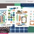 Oceanside Print Kit