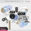 Scraps Print Kit #1