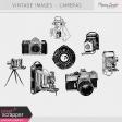 Vintage Images Kit - Cameras