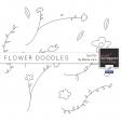 Flower Doodles #3 Kit
