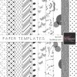 Paper Templates 004 Kit