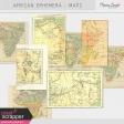 African Ephemera Kit - Maps