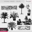Vintage Images Kit - Palms