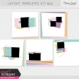 Layout Templates Kit #30