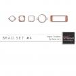 Brad Set #4 - Copper Kit