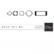 Brad Set #4 - Iron Kit