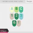 Nature Escape Print Alpha Kit