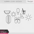 Summer Lovin' Doodles Kit