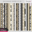 Build Your Basics Damask Papers Kit #2