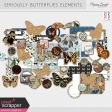 Seriously Butterflies Elements Kit