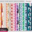 Build Your Basics Argyle Papers Kit
