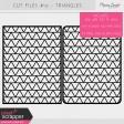 Cut Files Kit #10 - Triangles
