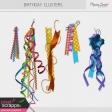 Birthday Ribbon Clusters Kit