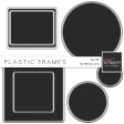 Frame Templates Kit #6 - Plastic