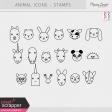 Animal Stamps Kit