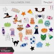 Halloween Enamel Pins Kit