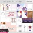 Free Spirit Pocket Cards Kit