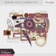 Winter Mood Elements Kit