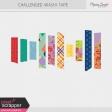 Challenged Washi Tape Kit