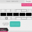 Ticket Templates Kit