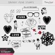 Granny Punk Stamps Kit