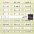 Taiwan Love Labels Kit